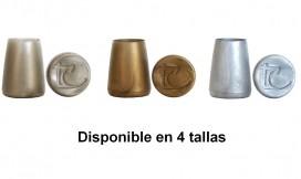 nacarado - oro - plata