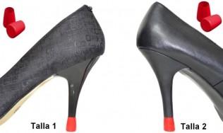protector tacon - cambiar tapa tacon - zapatos de baile - tacones de aguja
