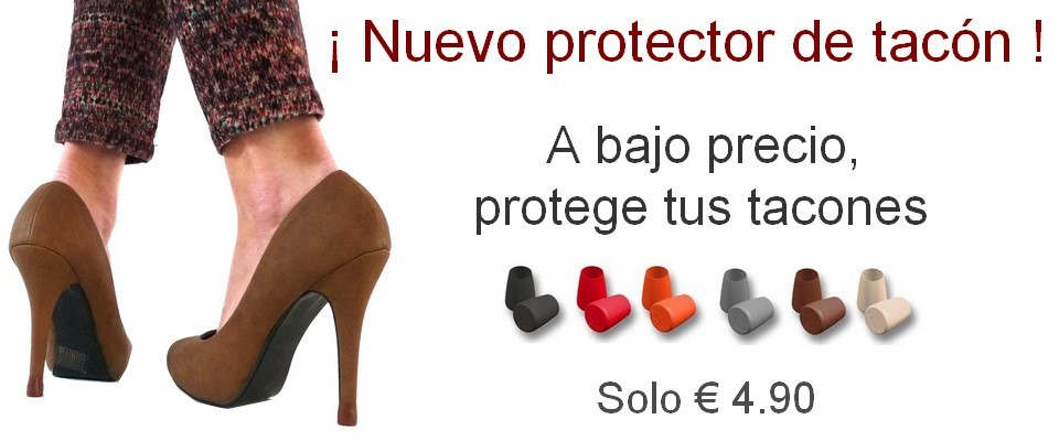 proteccion de tacon