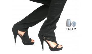 tapas de tacones - proteccion tacones altos - cambiar tapa tacon - reparacion calzado mujer - proteger los tacones