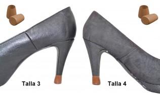 zapatos altos - zapatos de tacon - proteccion tacon alto - tapa calzado - reparar zapatos mujer