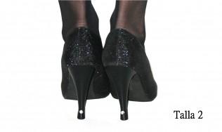 zapatos altos - joya tacon de aguja - decorar tacones - cambiar tapa facilmente - tacones originales