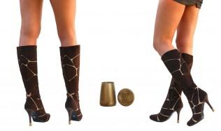 tacones altos - tapa tacon - calzado mujer - tacones de aguja