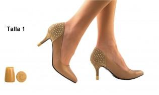 proteccion tacones - botas mujer - tacon aguja - cambiar tacones